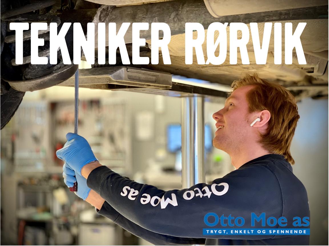 Tekniker Rørvik